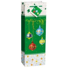 Vianočná taška ozdobné gule