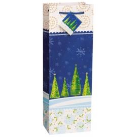 Vianočná taška stromčeky