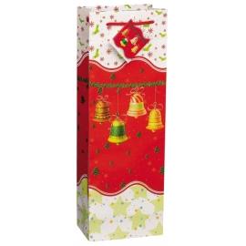 Vianočná taška zvončeky