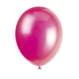 Balóny hot pink