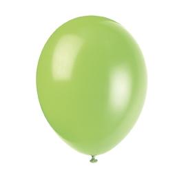 Balóny limetkové
