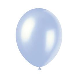 Perleťové balóny belasé