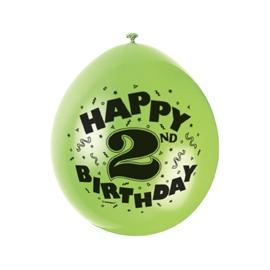 Balóny 2.narodeniny