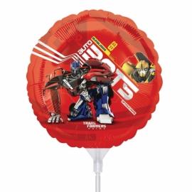 Mini foliový balón Transformers Prime