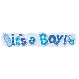 Banner it´s a boy