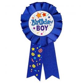 Chlapčenská mašľa Happy Birthday