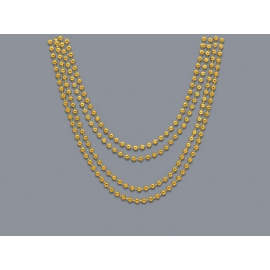 Gold Beads 4