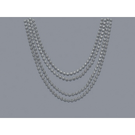 Silver Beads 4