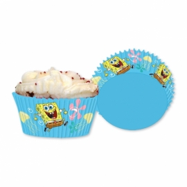 Košíčky na muffiny Spongebob