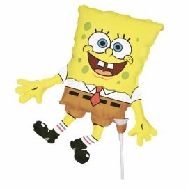 Mini fóliový balón Spongebob