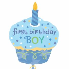 fóliový balón narodeniny chlapec