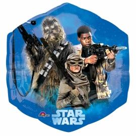 Fóliový balón Star Wars The Force Awakens SuperShape