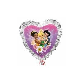 MAXI Foliový balón Víla Cililing friends heart