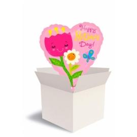 Balík Deň matiek pink srdce