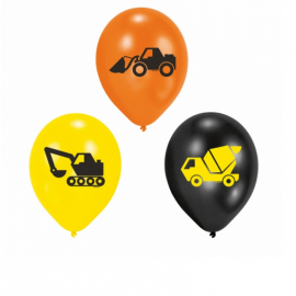 Balóny stavitelia