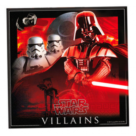 Servítky Star Wars Villains