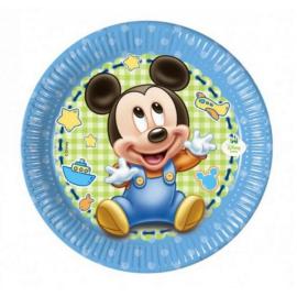 Tanierik malý 1.narodeniny Mickey