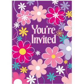 Pozvánky Dievčenská party