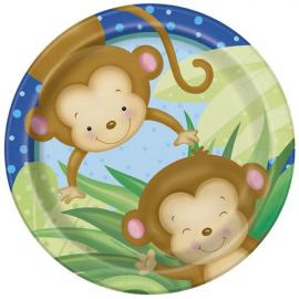 Tanierik opičky