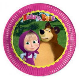 Taniere Máša a Medveď