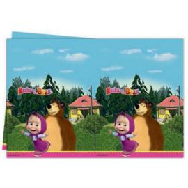 Obrus Máša a Medveď