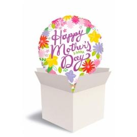 Balík deň matiek srdce pastel
