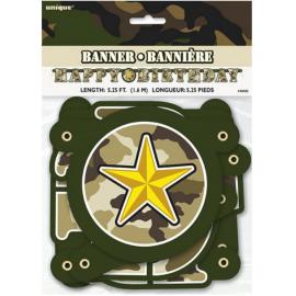 Banner maskáče