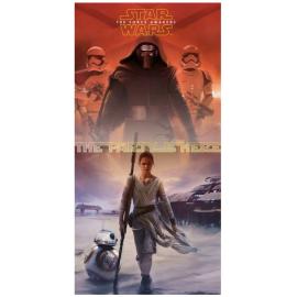 Plagát na dvere Star Wars