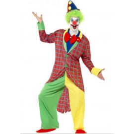 Cirkusový Klaun kostým veľkosť M