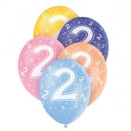 """Latexové balóny """"2"""""""