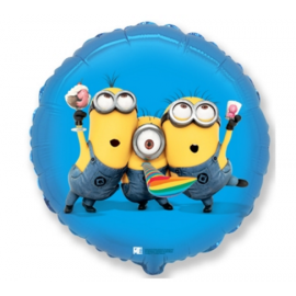 Fóliový balón Mimoni