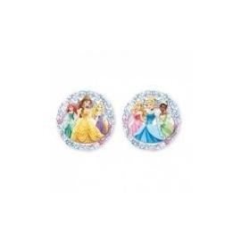 MAXI Foliový balón Princezné transparent