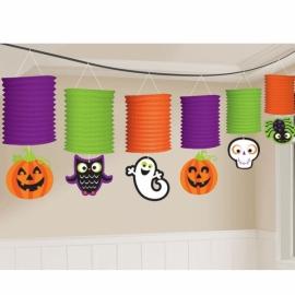 Girlanda lampiony Halloween