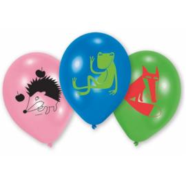 Balóny krtko a zvieratká