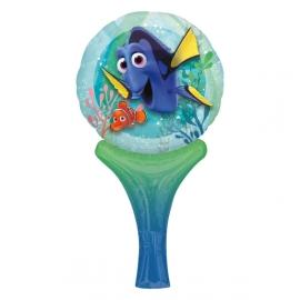 Ručný mini fóliový balón hľadá sa Dory