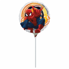 Mini foliový balón Spiderman