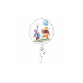 Fóliový balón Macko Pú narodeniny