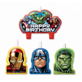 Sviečky Avengers