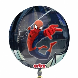 Foliový balón orbz Spiderman