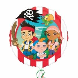 Foliový balón Jack a piráti
