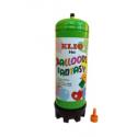 Héliová fľaša na 20 balónov