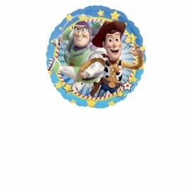 fóliový balón Toy story Woody & Buzz