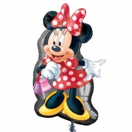 MAXI Fóliový balón Minnie fashion style