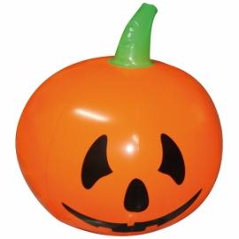 Halloweenska nafukovacia tekvica