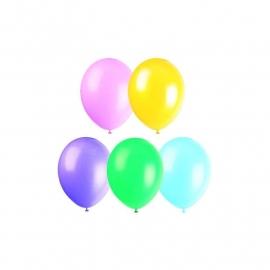 Balón latexový 1ks - výber farby