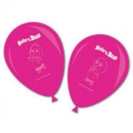 Balóny Máša a medveď