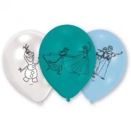 Frozen balóniky latexové