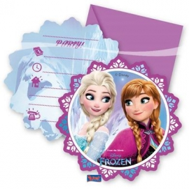 Pozvánky Frozen