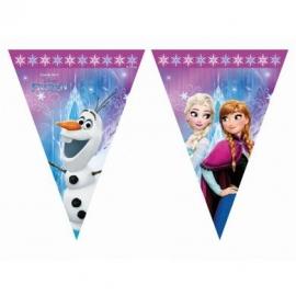 Vlajočky Frozen a Olaf