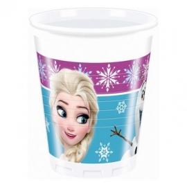 Poháre Frozen